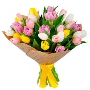 Тюльпаны микс 2 (за шт)